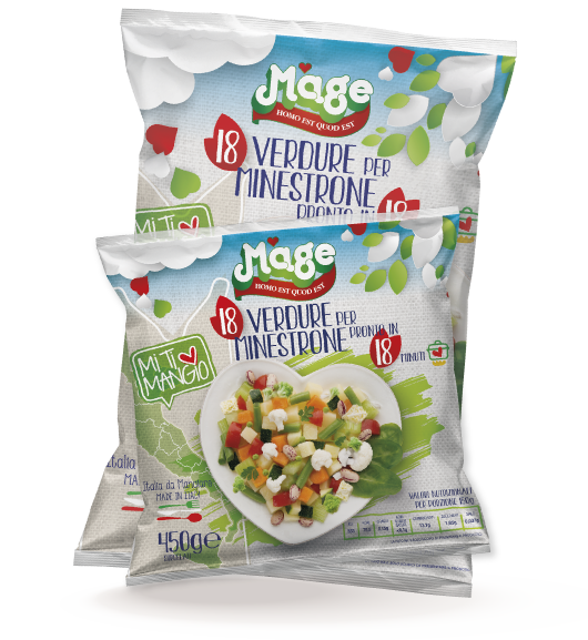 verdure minestrone