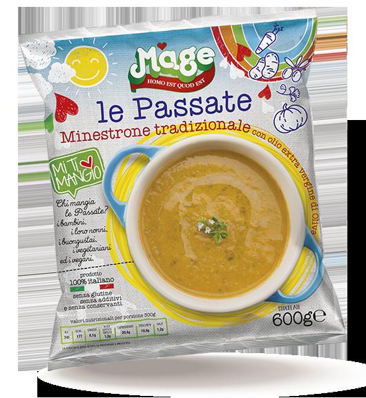 passata minestrone tradizionale