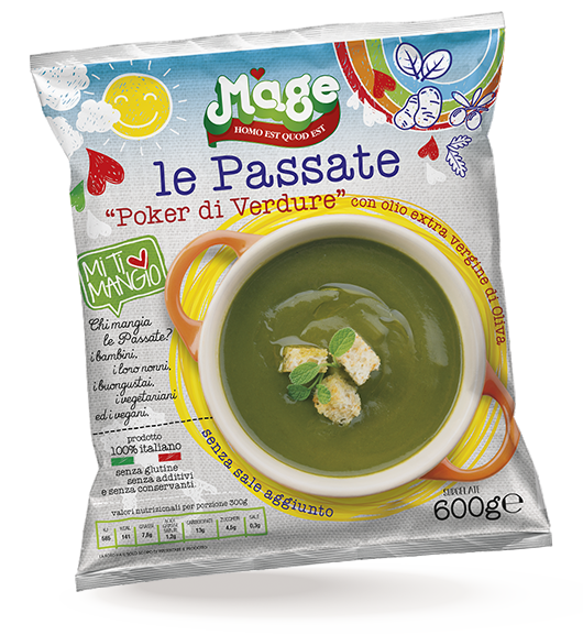 passata poker verdure